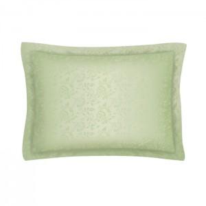 Наволочка (50x70 с кантом, нежная оливка)
