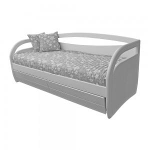 Кровать Bavaria (80x200, ольха 001)