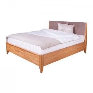 Кровать «Женева» (160x200, лак полуматовый)