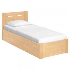 Кровать «Гермес Люкс» (90x200, ольха 001)