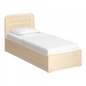 Кровать «Юнона Люкс» (90x200, ясень 002)