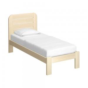 Кровать «Юнона» (90x200, ясень 002)
