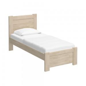 Кровать Toronto (90x200, масло белое)